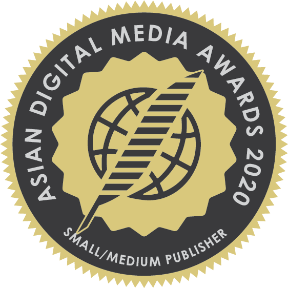 Asian Digital media Awards Winner 2020